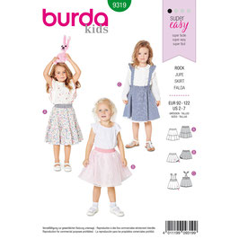 Burda patroon nr: 9319