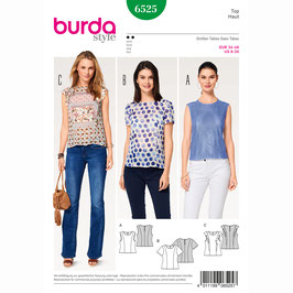 Burda patroon nr: 6525