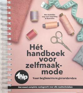 Het handboek voor zelfmaakmode van Knip