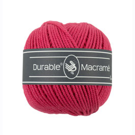 Durable Macramé Col. 236 fuchsia