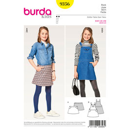 Burda patroon nr: 9356