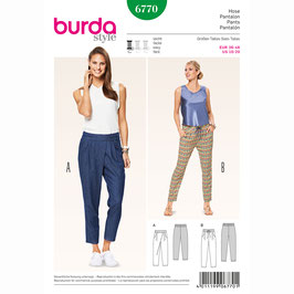 Burda patroon nr: 6770