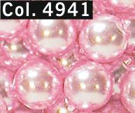 Renaissance kralen 6mm Col 4941