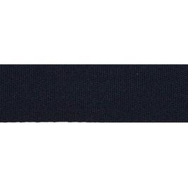 Keperband polyester 30 mm donker blauw