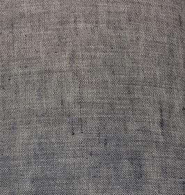 Uni kleur stof jeans grijs