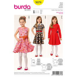 Burda patroon nr: 9379