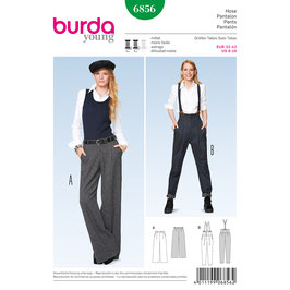 Burda patroon nr: 6856