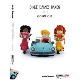 Boek Dikke dames haken 2