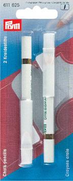 Teken potlood voor op stof