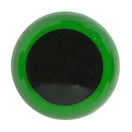 Veiligheidsogen 21 mm groen