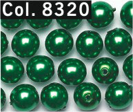 Renaissance kralen 4mm Col 8320