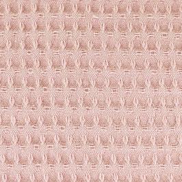 Wafelstof donker roze Col 225