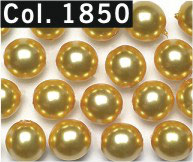 Renaissance kralen 4mm Col 1850