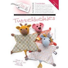 Cute Dutch patroonboekje van Tutteldoekjes