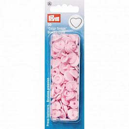 Hart Color Snaps roze