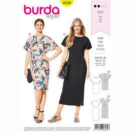 Burda patroon nr: 6439