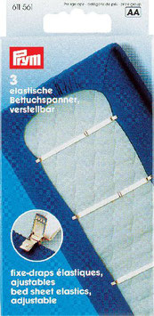 Verstelbare lakenspanners