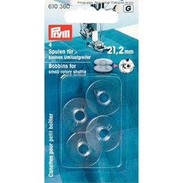 Prym spoeltjes voor kleine omloopgrijper 610 360