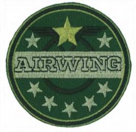 Airwing rondje groen