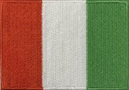 Vlag applicatie van Ivoorkust