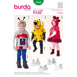 Burda patroon nr: 2368