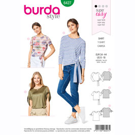 Burda patroon nr: 6427