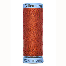 Gütermann zijde garen 100 meter kleur nr: 838