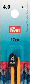Breinaalden voor kinderen 4 mm