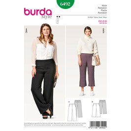 Burda patroon nr: 6492