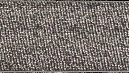Donker zilver glitter biasband