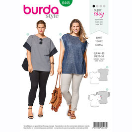 Burda patroon nr: 6445