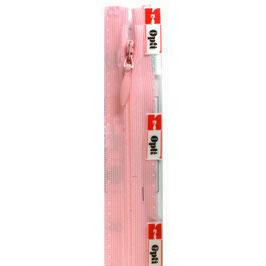 Baby roze blinde rits van Opti