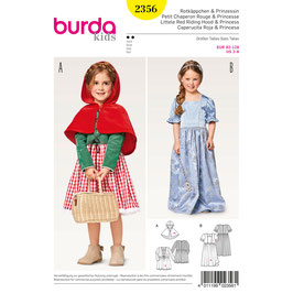 Burda patroon nr: 2356