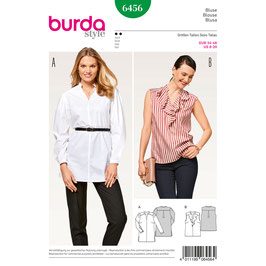 Burda patroon nr: 6456