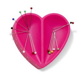 Prym love magnetische speldenkussen in een hartvorm