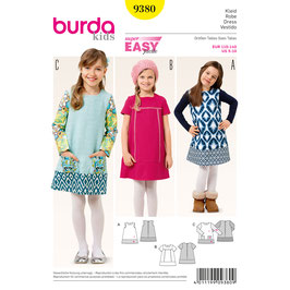 Burda patroon nr: 9380