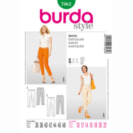 Burda patroon nr: 7062