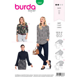 Burda patroon nr: 6367