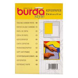 Burda kopieerpapier wit / geel