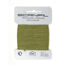 Stopwol van Scanfil olijf groen