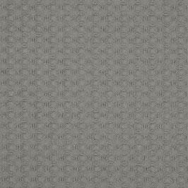 Wafelstof donker grijs Col 002