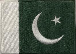 Vlag applicatie van Pakistan