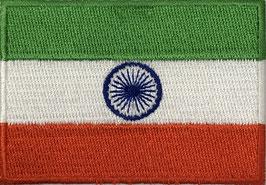 Vlag applicatie van India