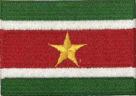 Vlag applicatie van Suriname