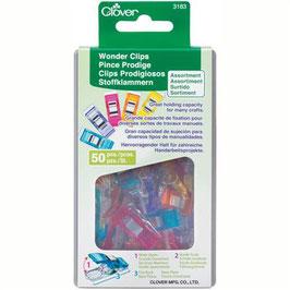 Wonder clips mini van Clover grootverpakking