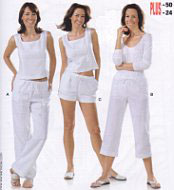 Burda patroon nr: 7966