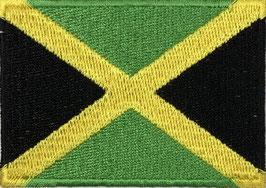 Vlag applicatie van Jamaica