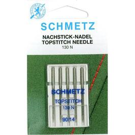 Schmetz 130 N topstitch 90-14