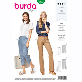 Burda patroon nr: 6432
