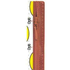 Oud roze rits met druppel trekker niet deelbaar